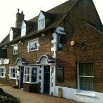 The Blue Boar pub in Eye, near Peterborough