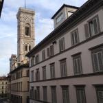 Vista camera sul Duomo