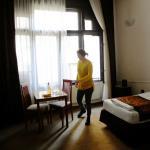 ljusa och trevliga rum