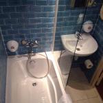 Banheiro quarto 310