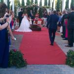 ceremonia hotel comendador