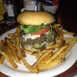 One of the BEST burgers I can remember having....ever!  Homemade French fries....juicy beef and