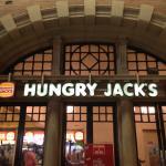 Hungry Jacks - Sydney Central Station