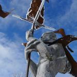 sculpture on Schauinsland