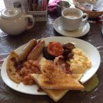Best cooked breakfast on the Island!!!