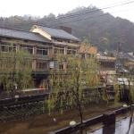 Cosy onsen town