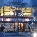 cafe サラ・ベルナール