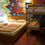 Blue room - 12 bed dorm