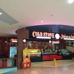 Had nice time in Cold Stone Creamery Mushrif Mall