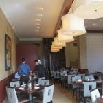 Interior Nine-Ten Restaurant, Grande Colonial Hotel, photo by Mike Keenan