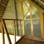 Bungalow Familiar habitación 2o piso, protegido de insectos