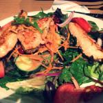 Warm Chicken Salad. My fav!!!!