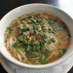 Beef Pho Noodles