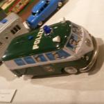 Model police van