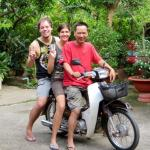 Dive around the Mekong Delta with the host.
