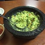 Table side fresh guacamole