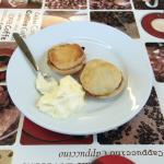 And homemade Mince Pies for my pudding @ Snackbase. These tasted delicious.