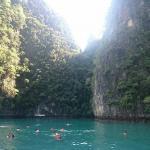 Phi Phi Leh Lagoon