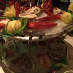 SeaFood Tower $100.00