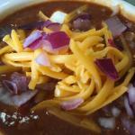 Yum, chili!!