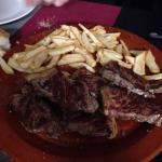Un poquito de carne
