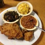 Light Meat fried chicken and 3@$7.99