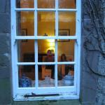 the outside looking inn