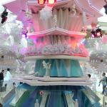 IFC Shopping mall - Xmas 2014 decor