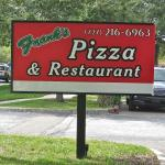 Restaurant Sign on Virginia