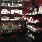 Adorable store interior
