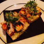 Grilled Shrimp Toast