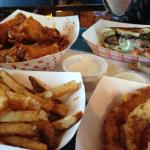 Bill's Burgers, Wings & Things