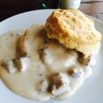 Biscuits and Gravy on Sundays