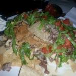 Loco's mini nachos.....not so mini (very nice size portion)