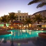Hotel and Falaj View