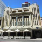 Criterion Hotel. Perth