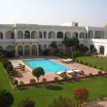 Interior Courtyard and Pool