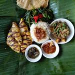 Be Pasih Mepanggang (Grilled Fish