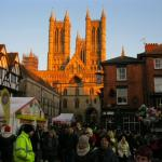 the markets and cathederal