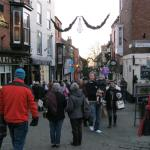 christmas in Lincoln