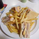 menu clud