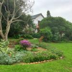 Garten vor dem Inn2Wilderness