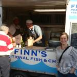 Finns Traditional Fish and Chips