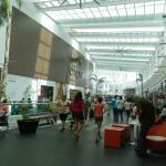 Pasillo del Mall