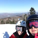 From the summit of Okemo