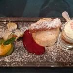 Dessert du menu à 28€