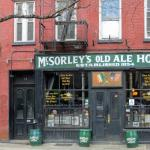Irish (formerly) all-male pub