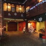 Marché & Décorations de Noël à Pêche de Vigne