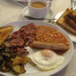 Best Breakfast in town
