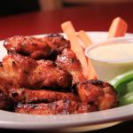 Our jumbo house wings!